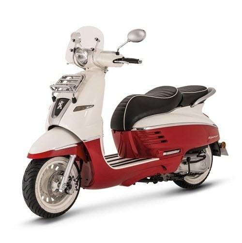 Peugeot Django scooter